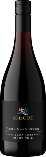 Santa Lucia HIghlands Sierra Mar Vineyard Pinot Noir